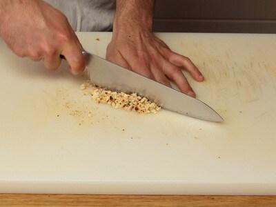 Pasta col pesto alla trapanese