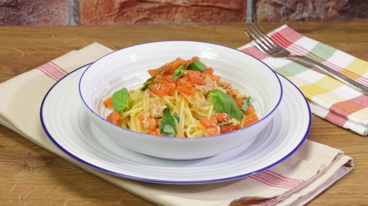Spaghetti del compariota