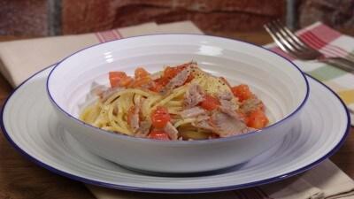 "Spaghetti ""Don Gaetano"""