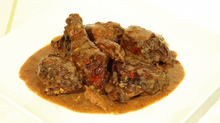 Pollo alla bolognese