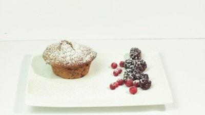 Muffins ai frutti di bosco e latticello