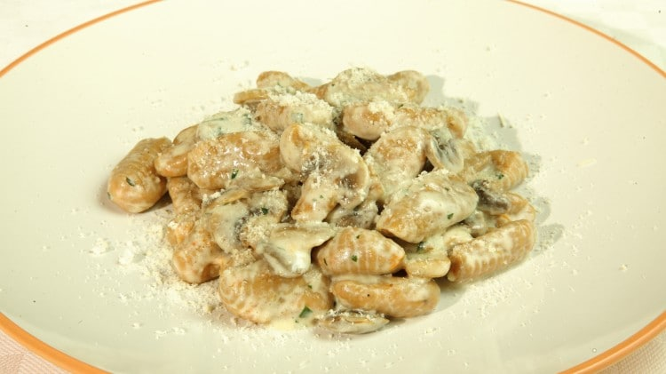 Gnocchi all'Ossolana
