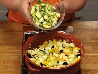 Ratatuja di verdure