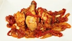Pollo all'abruzzese