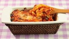 Conchiglioni alla parmigiana