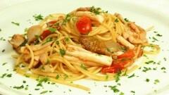 Spaghetti mari e monti