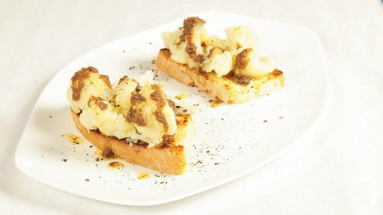 Crostini di Pitigliano