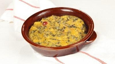 Farinata con il cavolo nero