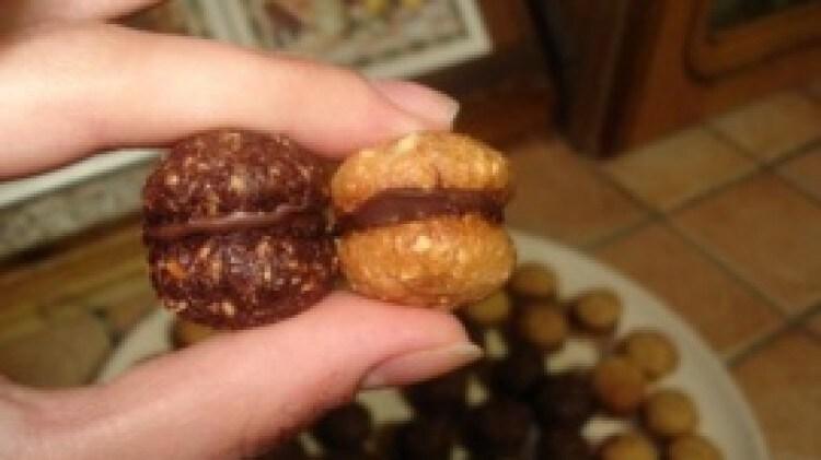 Baci di dama classici e al cacao