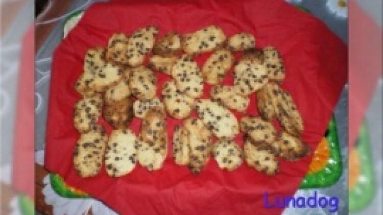 Biscotti leggeri con gocce di cioccolato