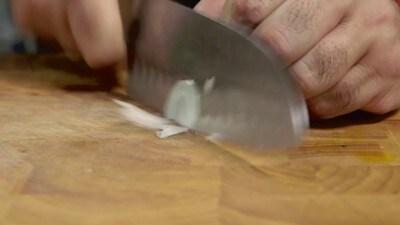 Pasta zafferano e salmone