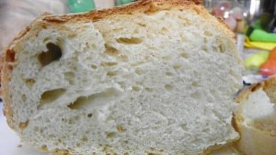 Pane con lievitazione a freddo