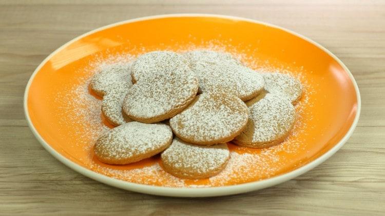 Biscotti cannella e zucchero di canna