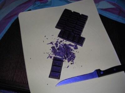 Biscotti al cioccolato di venere78