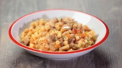 Pasta e fagioli (squisita)