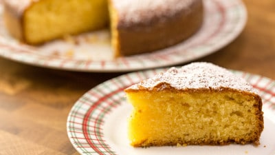 Torta allo yogurt