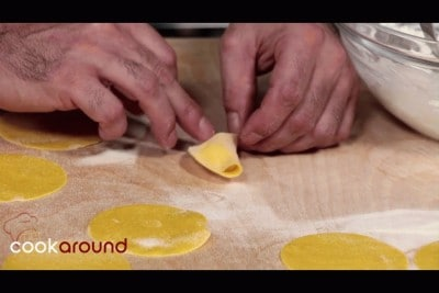 Ravioli ai 5 formaggi