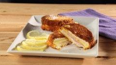 Cordon bleu di petto di pollo