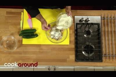 Zucchine gratinate