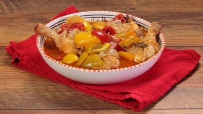 Stufato di pollo - Souse