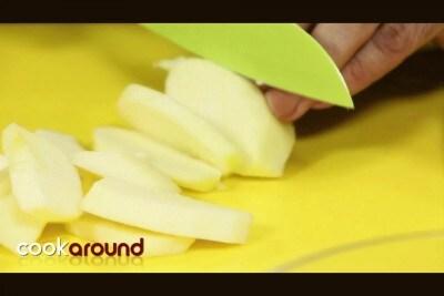 Stufato di manzo con mele