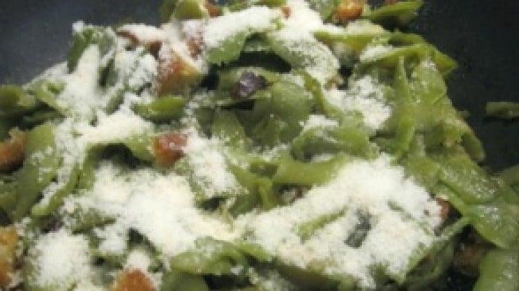 Baccelli di fave