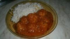 Albondigas en salsa criolla