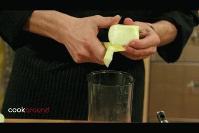 Semifreddo alla mela verde