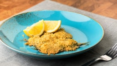 Alici gratinate al forno