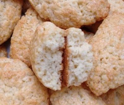 Biscotti da inzuppo al latte
