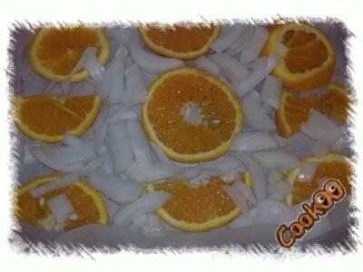 Cosciotti di pollo all'arancia di cook00