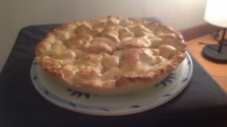 Apple pie di Rimescolando