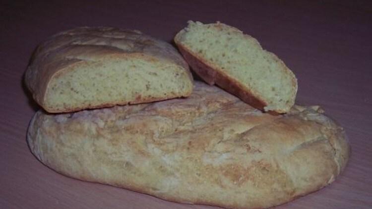 Pane siciliano fragrante