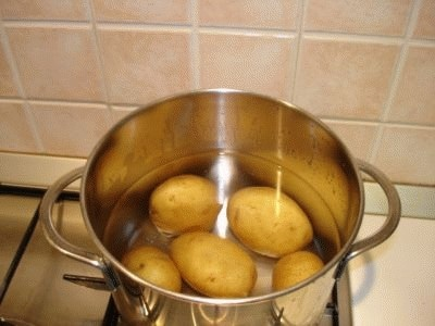 Polpettone di patate