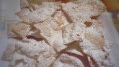 Crostoli di carnevale