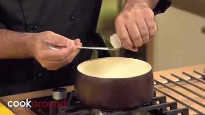 Costolette di maialino con salsa alla senape