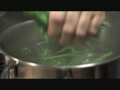 Fagiolini in umido