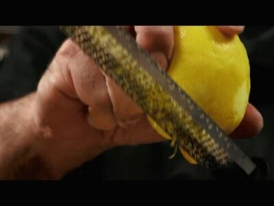 Dolce morbido al limone