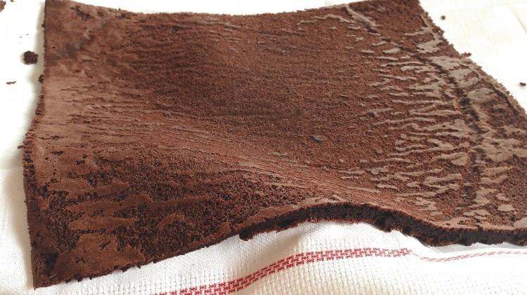 Biscuit al cacao senza farina