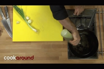 Gnocchetti sardi con sugo di salsiccia di cinta