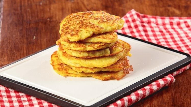 Pancakes di patate