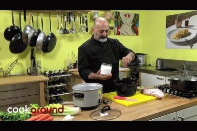 Maialino nello slow cooker