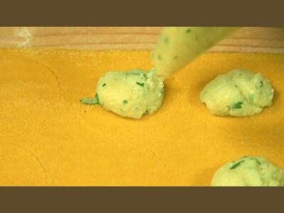 Tortelli di patate mugellani di Luco di Mugello