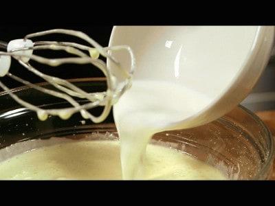 Torta di cioccolato e cannella