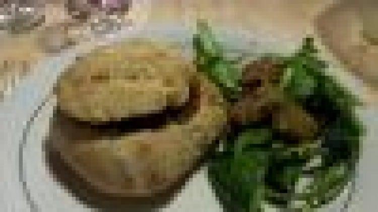 Tartaruga da polenta