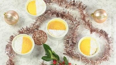 Pudding al limone