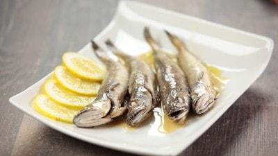 Naselletti olio e limone