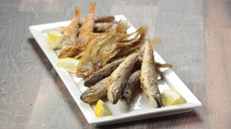 Pesce di paranza ricette