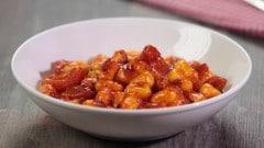 Gnocchetti pomodorini e nduja