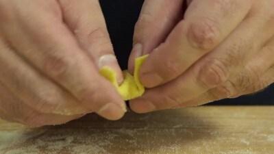 Tortelli di stracchino